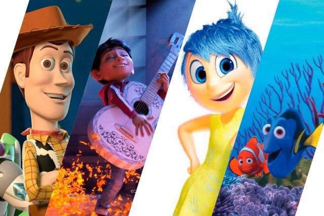 Cursos en línea gratis de Pixar