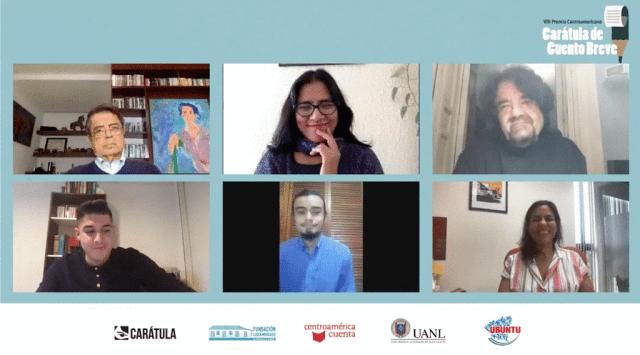 Premio Centroamericano Carátula de Cuento Breve