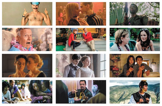 Mejores películas de 2020