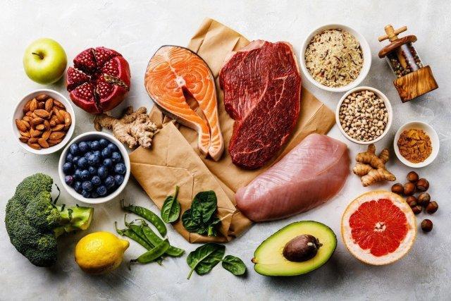 Alimentos que mejoran tu salud