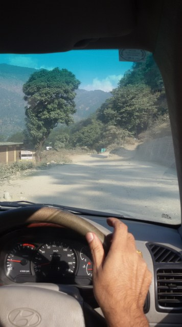 The Road Ahead - Driver's View