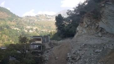The Landslide Effect - Rocky Roads, Gochar - Joshimath