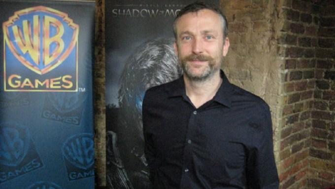 Director of Design Michael De Plater