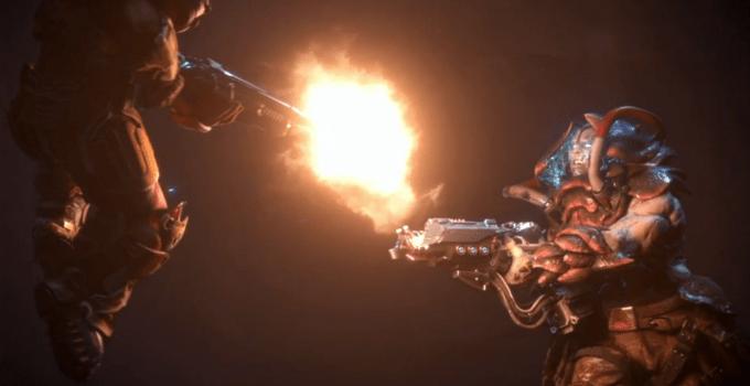 Un nou trailer pentru Quake Champions