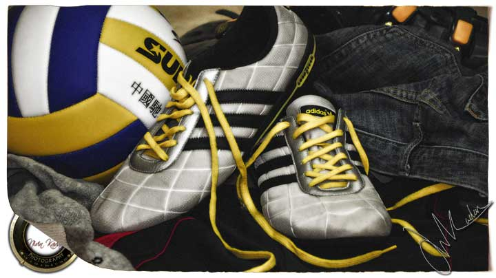 Shoes ~ All Day I Dream About sports!!
