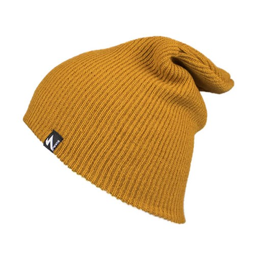Wheat Super Slouch Beanie
