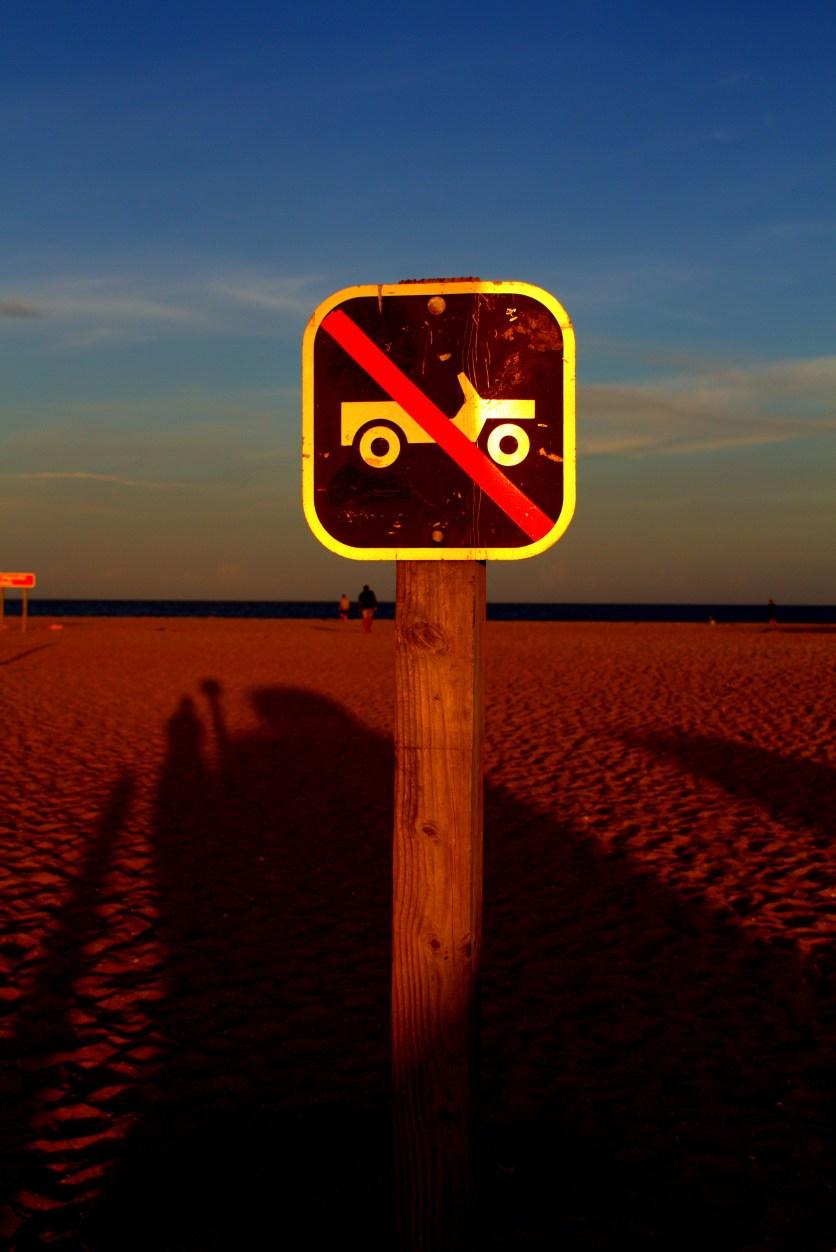 The Frisco Sign