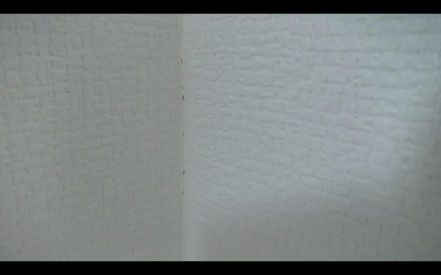 9壁紙補修_激落ち後の材料が少なかった場所