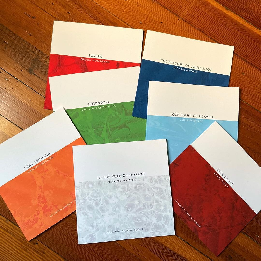 FLY COTTON CHAPBOOK SERIES