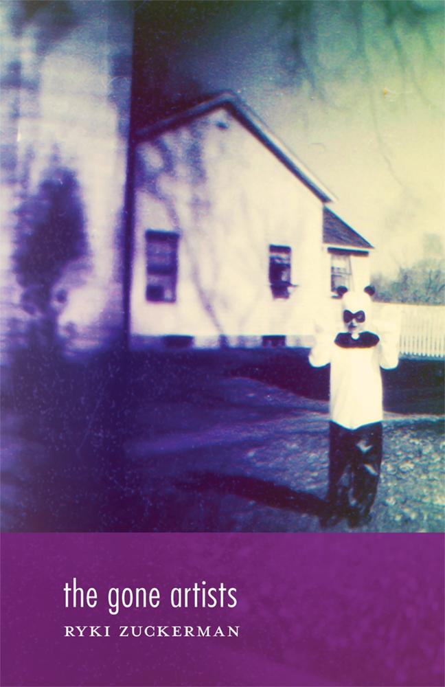 the gone artists - ryki zuckerman