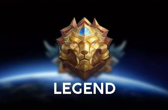 logo rank legend
