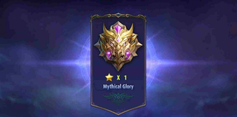 logo rank mythic glory