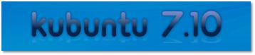 Kubuntu 7.10 Released