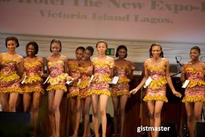 SWAROVSKI,DAVIVA OTHERS SPONSOR  NIGERIA NEXT SUPERMODEL 2011