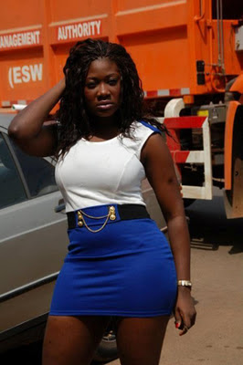 MOST TALKED ABOUT ACTRESS :MERCY JOHNSON LEADS…!