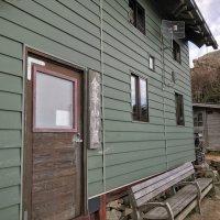 金峰山小屋⇒きれいなトイレ、暖かな羽毛布団、おいしい夕食の三拍子が揃っていた