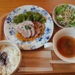 (長野県・南木曽)Cafe yew~温かな雰囲気と手の込んだ料理とスイーツのお店!姉の新作アイテムも販売しています。