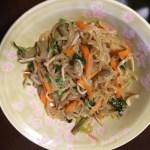 八つ頭の芋茎(ずいき)を食べてみた!処理の仕方&栄養・効能を紹介!