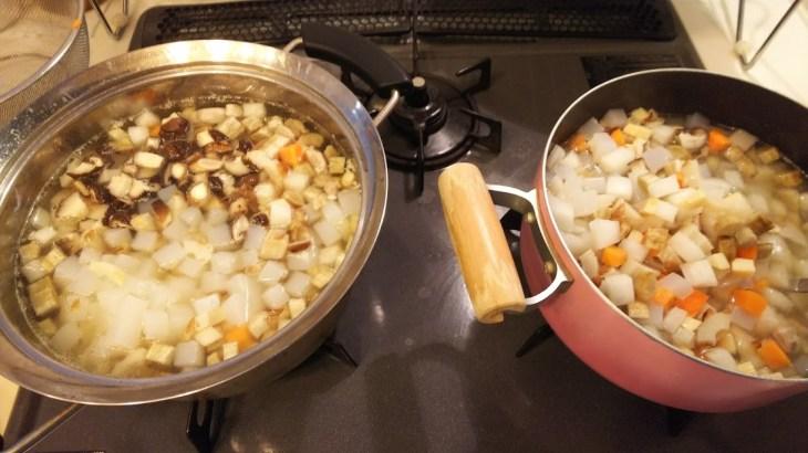 正月の不摂生を吹き飛ばす!長野県木曽地方のお正月の郷土料理~大平(おおびら)