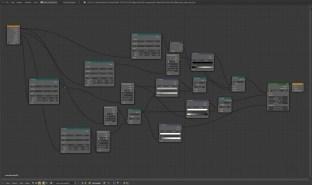 cycles nodes setup
