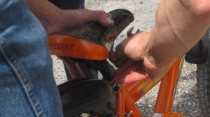 Keep your bike in a state of good repair and it will last for years // Alan M. Voorhees Transportation Center