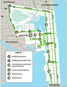 The Bay head Neighborhood Greenway Plan