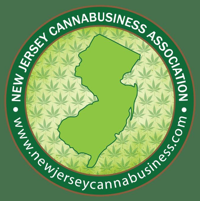 Logo of New Jersey Cannabusiness Association.