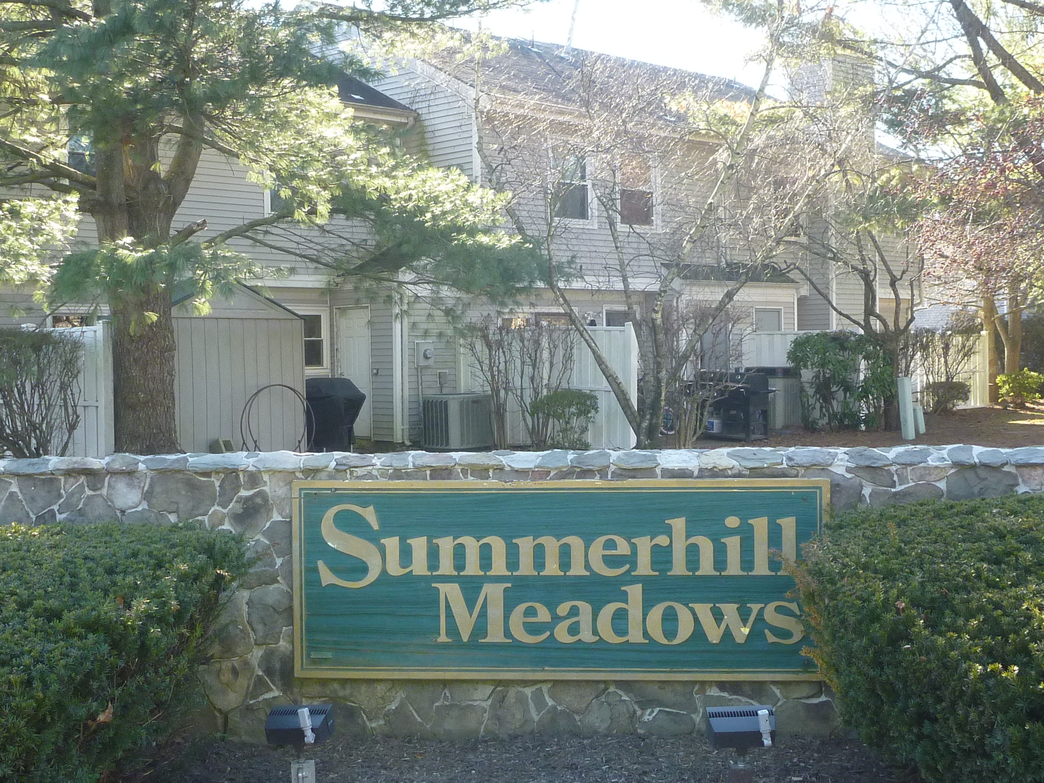 Summerhill Meadows condos East Brunswick