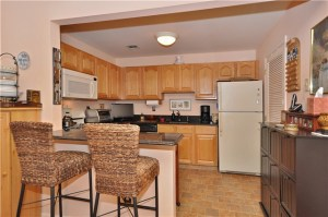 Clifton Cambridge Heights Condos kitchen