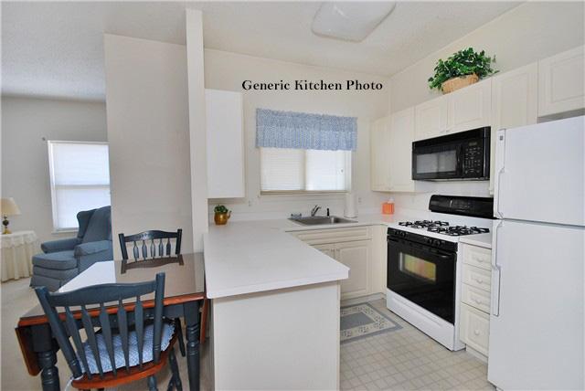 Galley Type kitchen