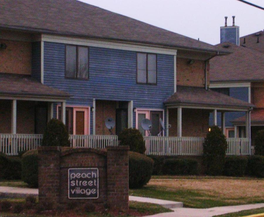 Peach Street Village Condos