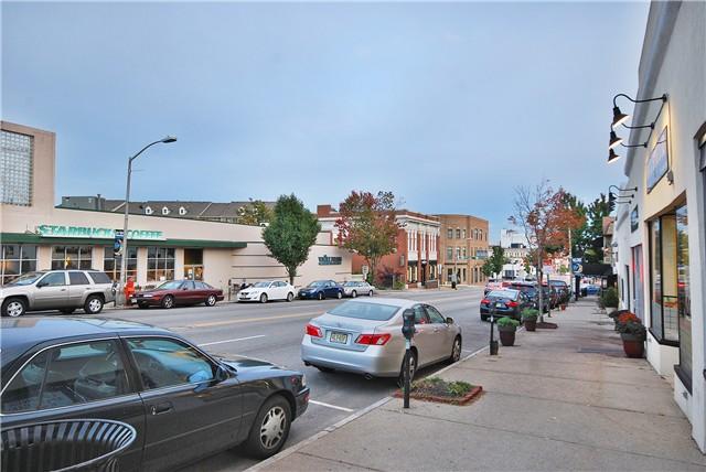 Downtown Montclair New Jerset