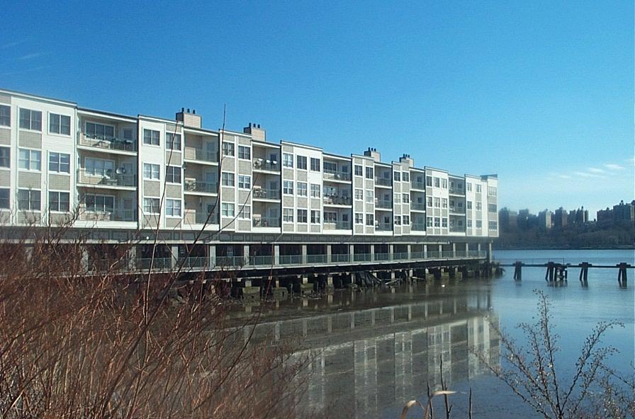 The Promenade Condos Edgewater NJ