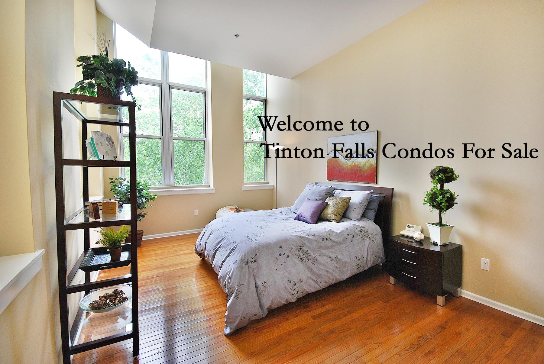 Tinton Falls Condos For Sale