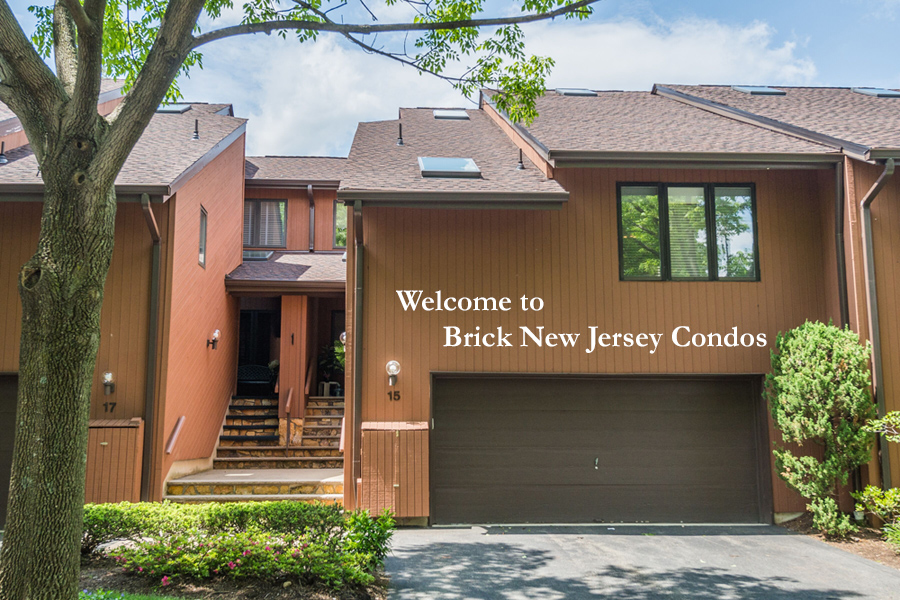 Brick New Jersey Condos For Sale