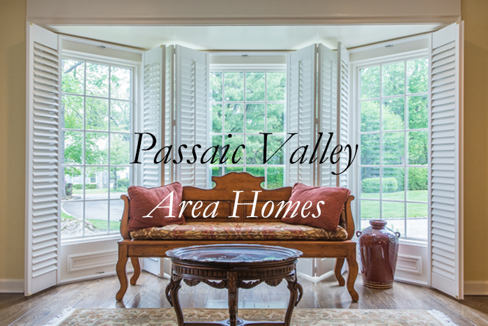 Passaic Valley Area Homes