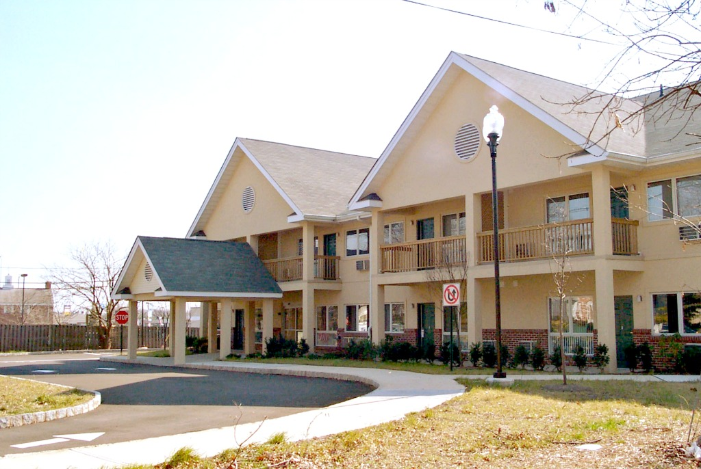 New Jersey Connect Freeman Apartments Front of Building