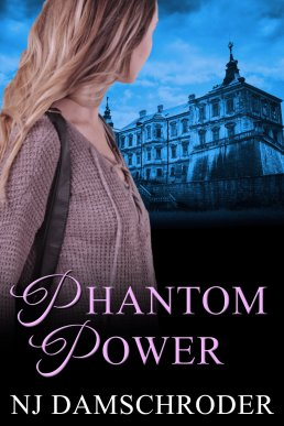 Cover of Phantom Power