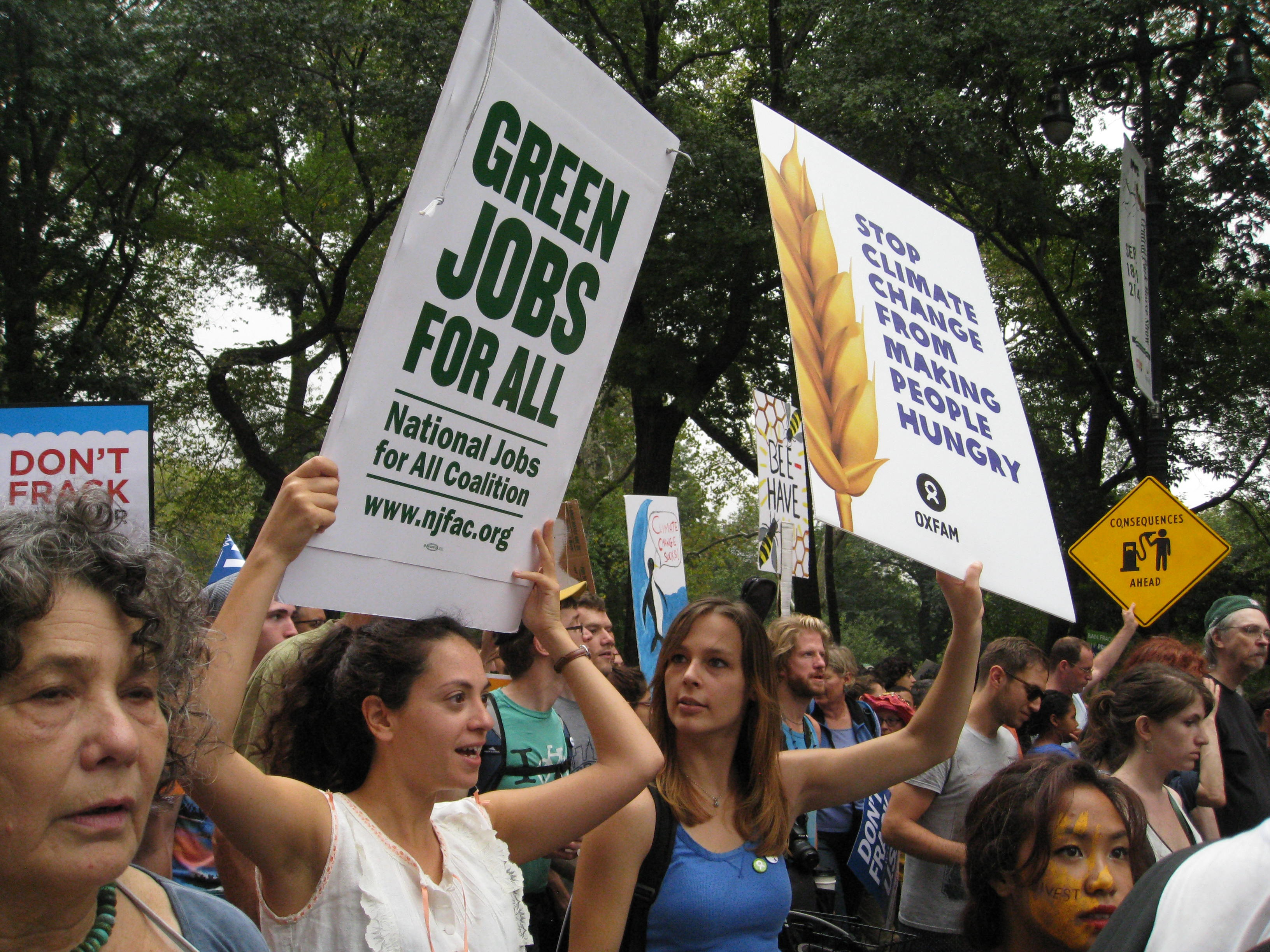 Green Jobs for All