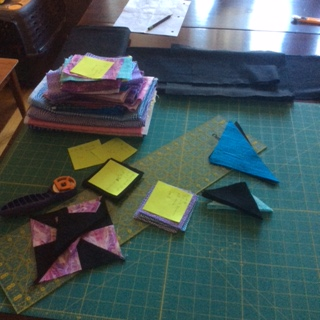 Starting with fabric