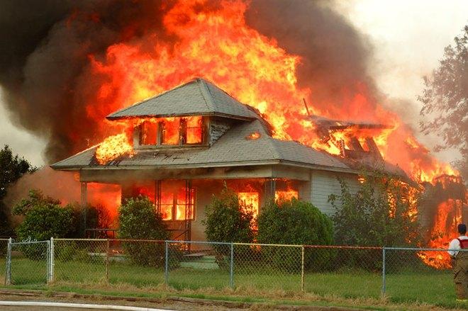 sprinklers belong in homes