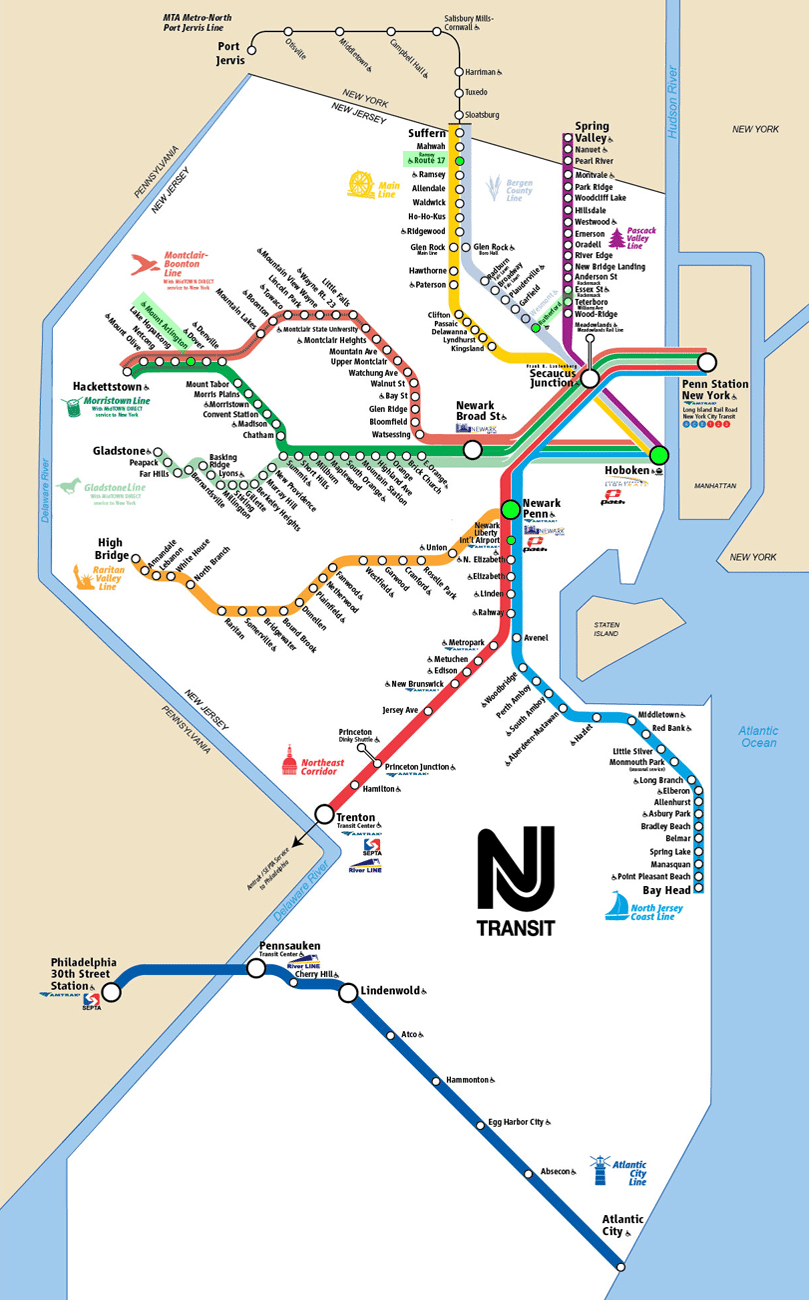 Nj Light Rail Schedule