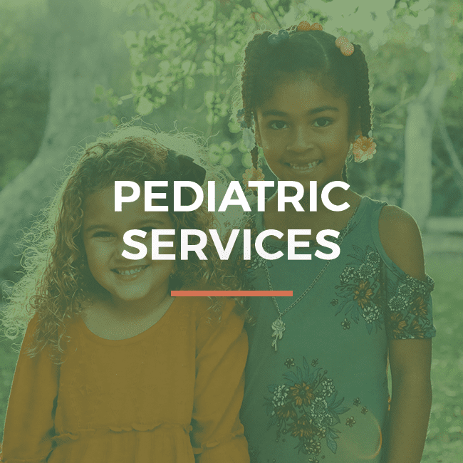 Pediatric-Services