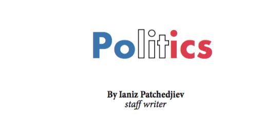 Politics – Ianiz Patchedjiev