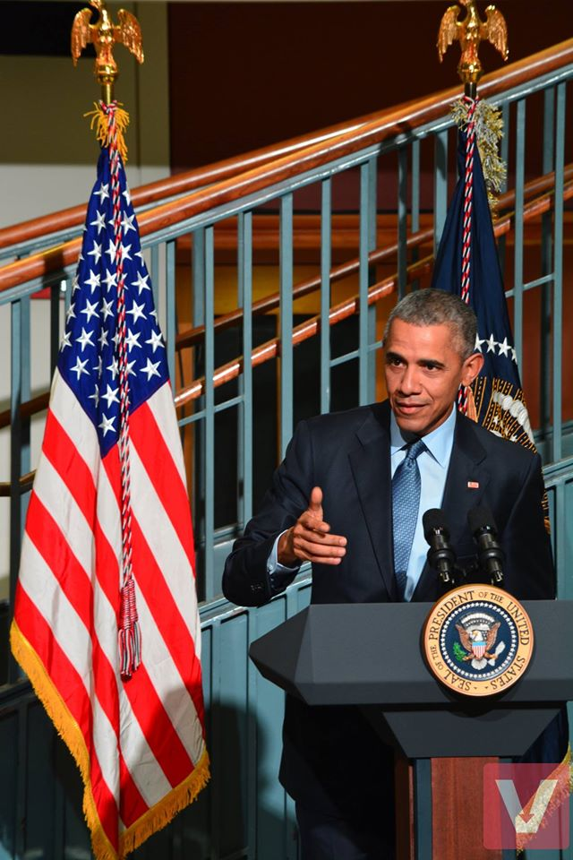 POTUS in Newark: Ban the Box and Break the Cycle of Incarceration