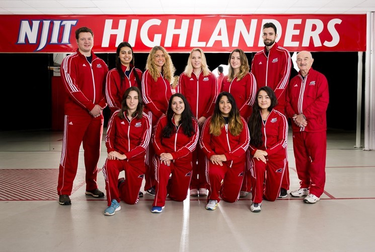 Women's Fencing Sends 4 Fencers to Represent NJIT at NCAA Fencing Regional