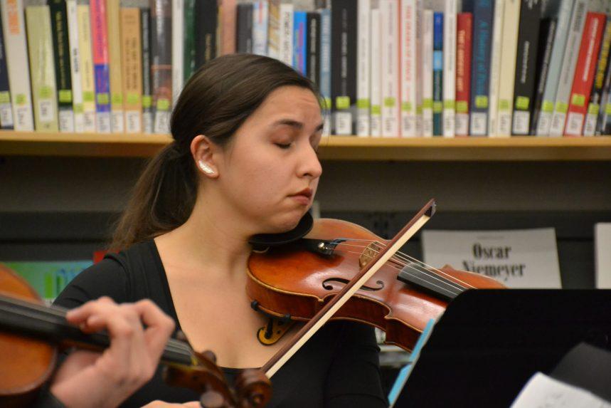 Music in the Library: Vramensco Quartet
