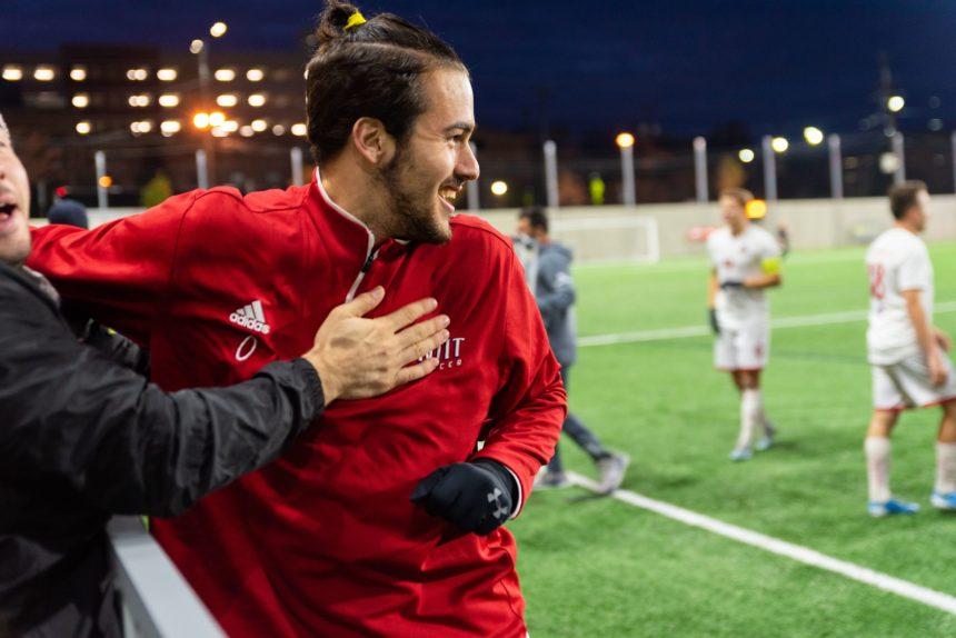 NJIT Finishes Historic Men's Soccer Season