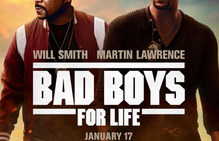 Movie Review Bad Boys For Life The Vector