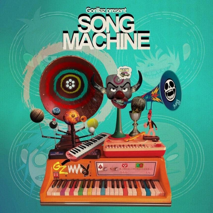 """Gorillaz """"Song Machine"""": Chaos at a Tempo"""